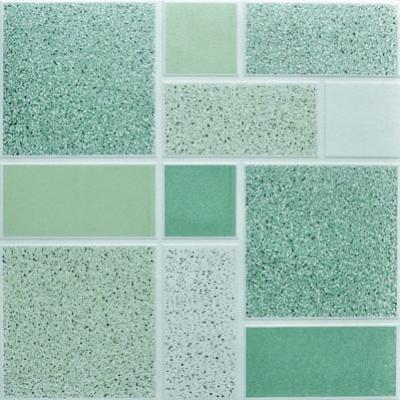 Mosaico verde materiales emo s a s ceramicas sanitarios for Ceramica para piso de bano antideslizante